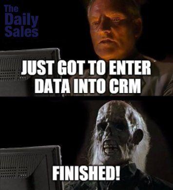 Sales onhandig met techologie